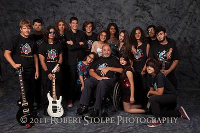 Miami Beach Senior High School Rock Ensemble