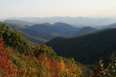 Great Smoky Mountains National Park, October 2010