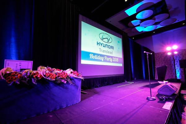 Hyundai Translead Holiday Party 2018