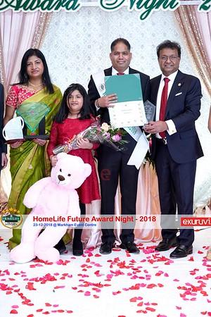 HomeLife Future Award Night - 2018   Dec 23,2018
