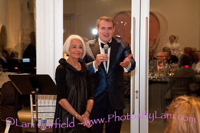 Opera Guild Dinner at Heather James 3/12/13