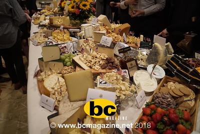 American Artisan Cheese @ US Consul's Residence - 8 November, 2018