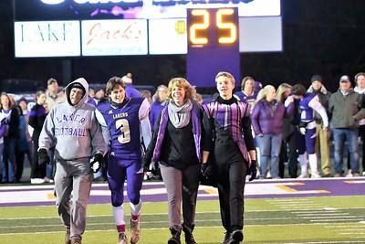Laker Football vs Kickapoo 10/25/19