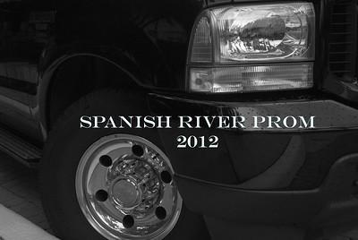 Spanish River Prom 2012