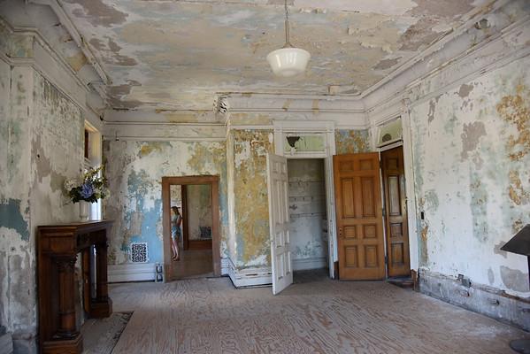 Ohio State Reformatory Prison In Mansfield