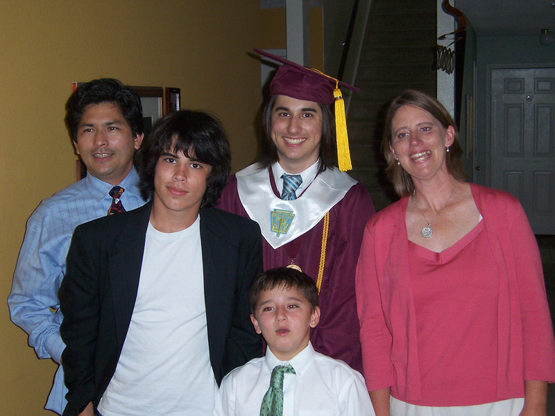 Much better, the always wonderful Montiel Family.