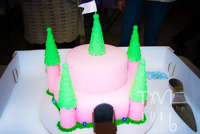 Cora's 1st Birthday Party