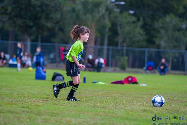 WCAA Soccer U10 Strikers 2021