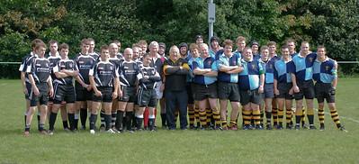 Telford RFC Games on 5th September