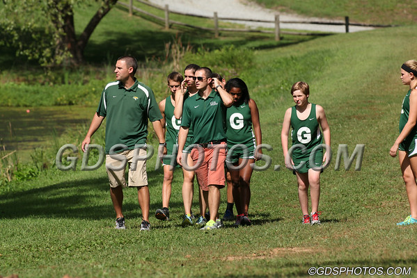 HIGH SCHOOLS COMPETITION AT HAGAN STONE PARK 08-26-14
