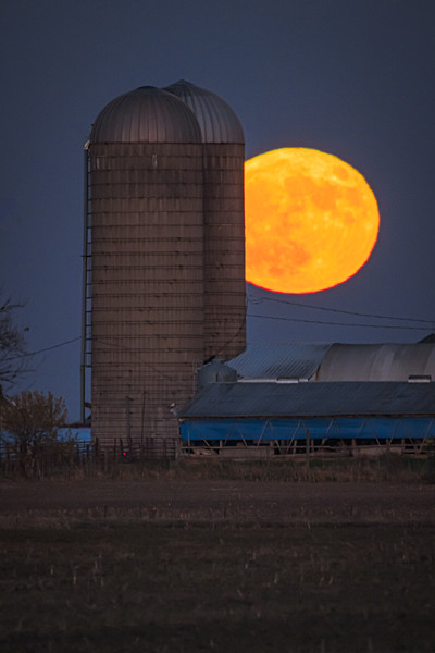October 2020 Blue Moon
