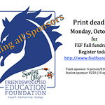 Sporting Clays- Fall Fundraiser