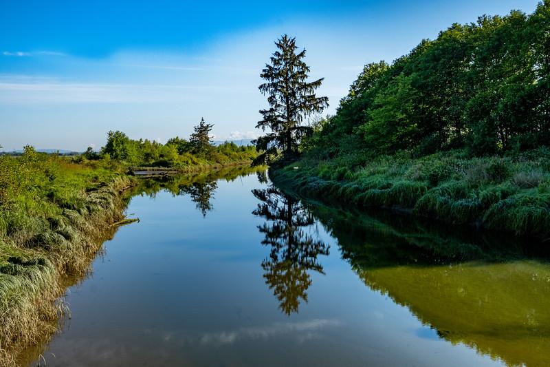 Smith Island in Everett, WA
