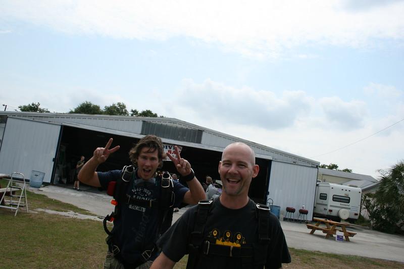 Justin Skydive | 2011