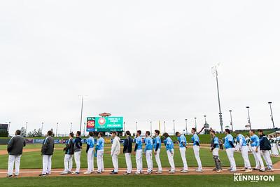 5-8-19 Garber Varsity Baseball