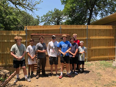 2018 07 Luke Eagle Project