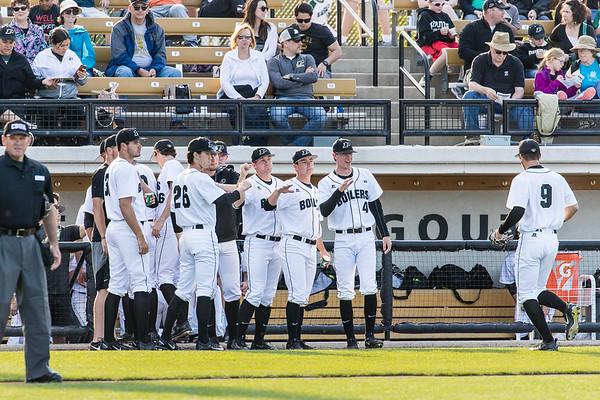 Purdue Baseball vs U Michigan Game1 2017-5-12