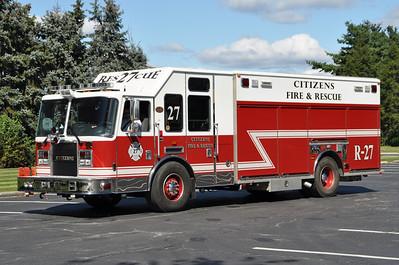 27 - Citizens Fire Rescue Mechanicsburg