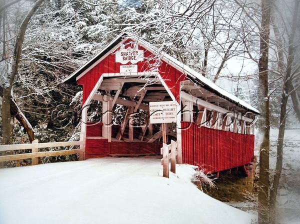 Shaffer Bridge - Somerset County