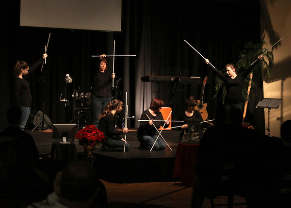 Bulletin Board - Worship