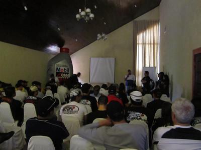 Convivio BMW Copán 18-20mzo2011