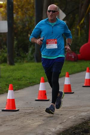 Shorewood Hot Cider Hustle Half Marathon & 5K - 2019