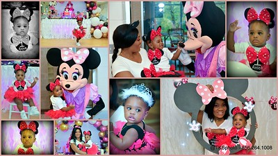 First Birthday Celebration - Erlyn Anica Goba