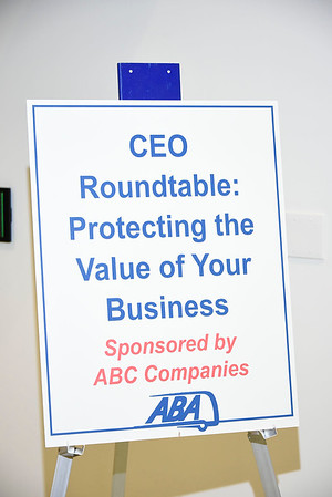 CEO Roundtable, BISC Executive Committee & State Roundtables
