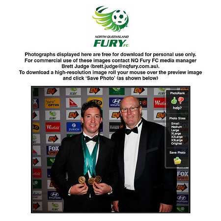 NQ Fury Awards 2010