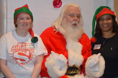 Kids at Heart Santa Photos