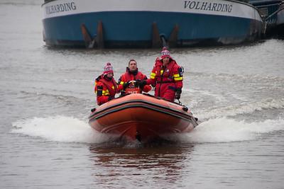 Serious Rescue 2012 Vloot en bemanning
