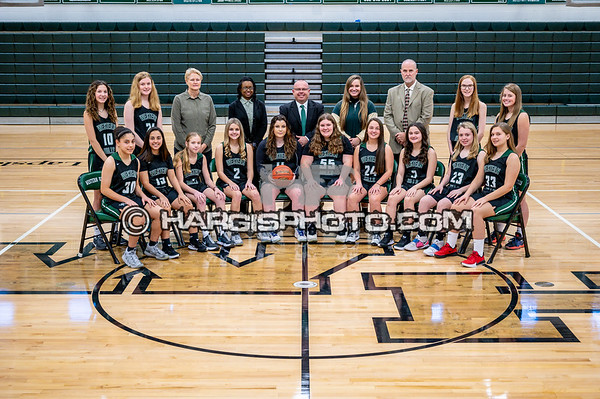 2020 WHHS WOMENS BASKETBALL
