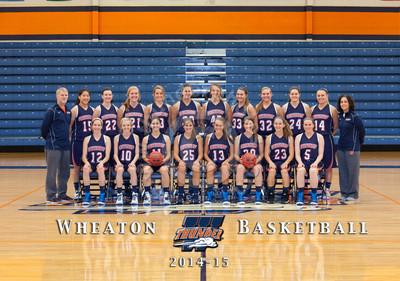 Women's Basketball 2014-15