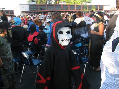 Halloween Parade at LAE 10/31/11