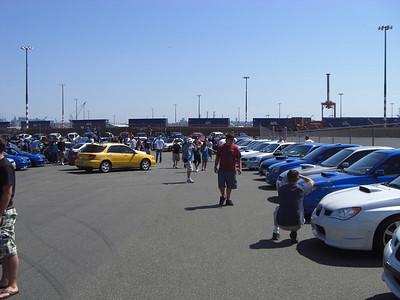 Subaru Meet/Mnt Rainier
