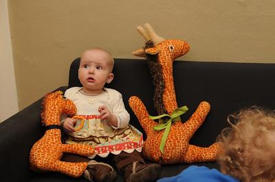 Vivian 9 Months