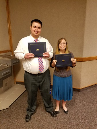 Austin MATC Graduation