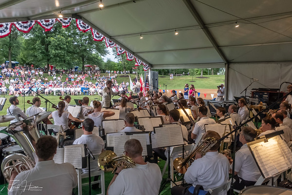 2018-07-03 BAMSO 4th of July Concert