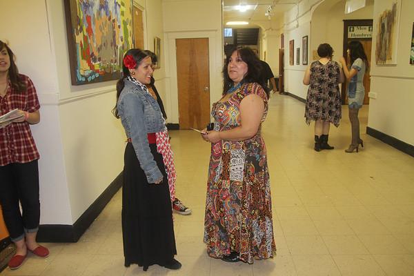Exhibitions & Performance Art 2012-2013