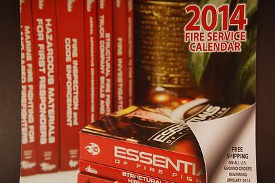 2014 IFSTA Fire Service Calendar