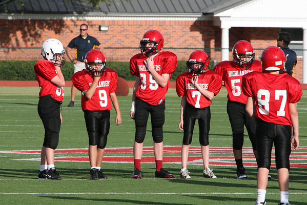 LHPS MS Football 10-6-11
