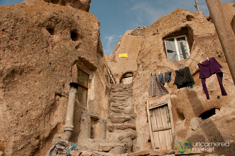 Fairy Chimneys in Kandovan, Iran