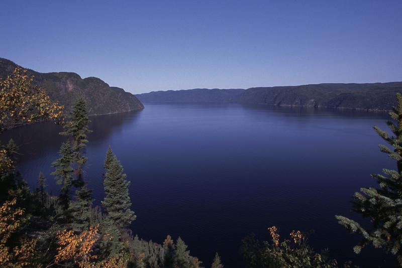 Fjord - Parc national du Saguenay
