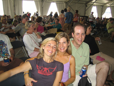 Jazz Fest 2006 & Cole's Christening