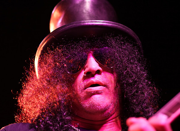 Slash @ The Orpheum Theater