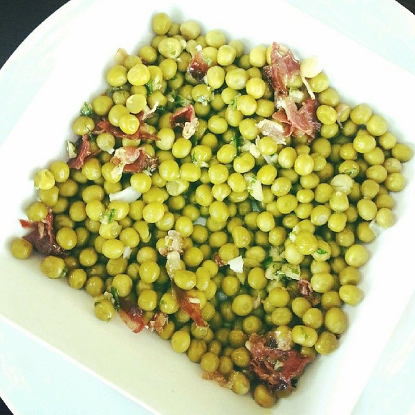 Normally_I_wouldn_t_choose_to_have_a_plate_of_peas_to_begin_lunch_but__inCostaBrava_pesols_amb_pernil_means_peas_are_tossed_with_garlic__jam_n_and_served_with_a_glass_of_red_wine._I_have_a_new_appreciation_for_peas..jpg