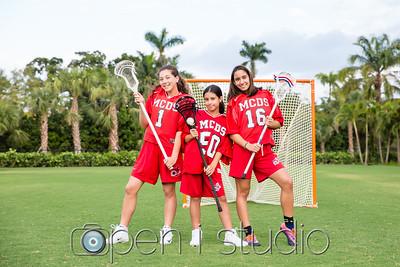 2018 Middle School JV Lacrosse