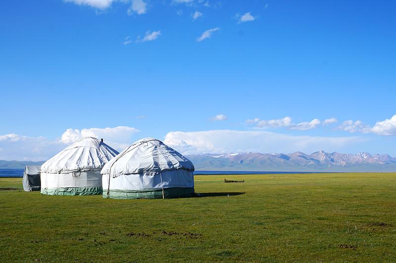 Yurts in Kyrgyzstan.jpg