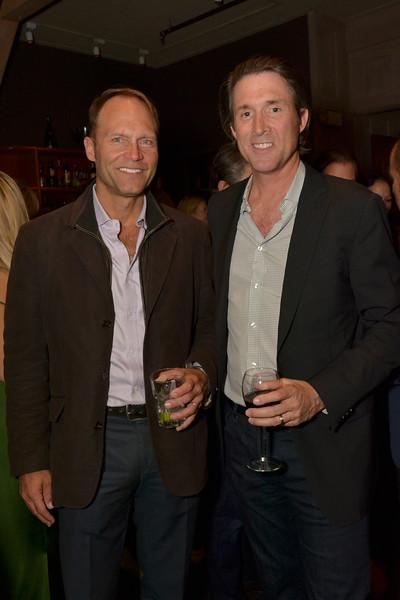 Tim Brinkman and Paul Warrin