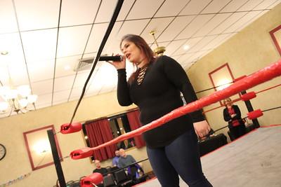 In Ring Promo: Isana